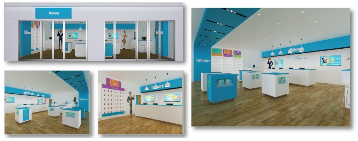 Telkom – Express Store