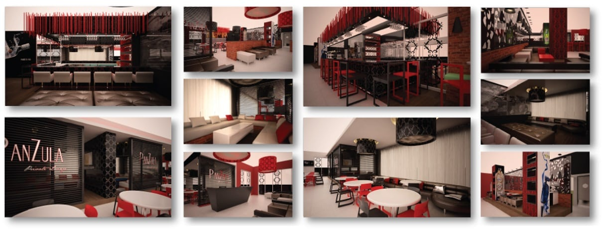 Panzula Lounge – Concept Resturant