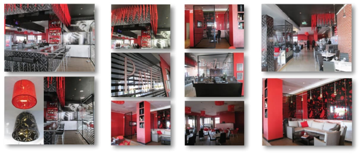 Panzula Lounge – Actual Resturant