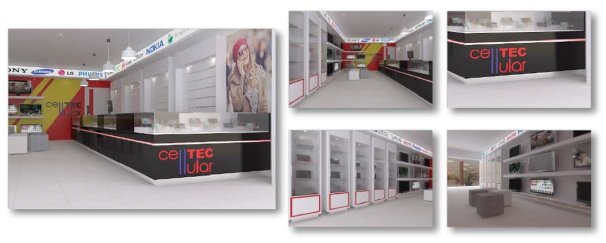 Cellular Tec – Concept Network Store