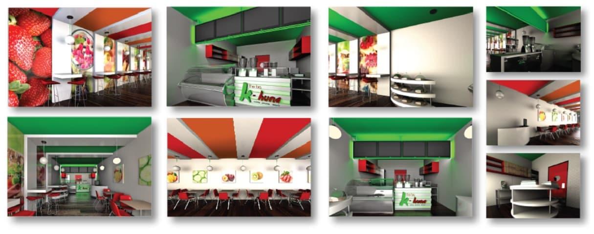 Big K-Huna – Concept Resturant