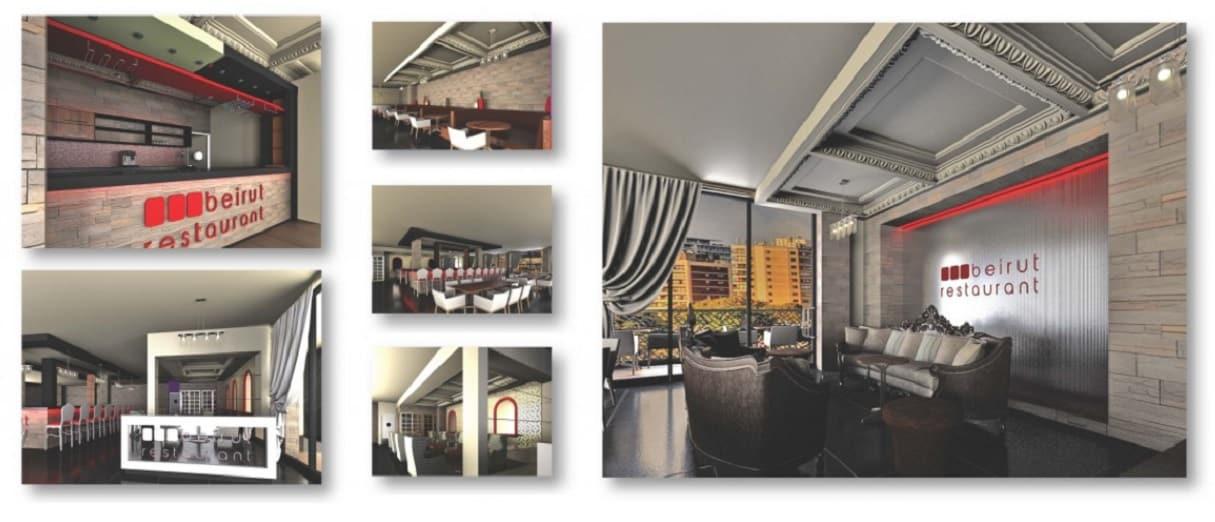 Beirut – Concept Resturant