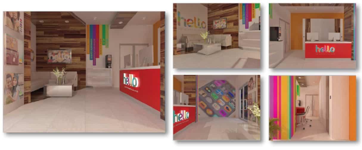 Hello – Concept Network Store