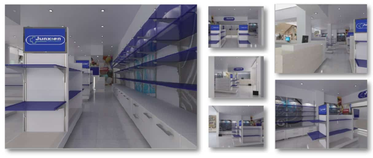 Junxion Pharmacy – Concept Pharmacy Store